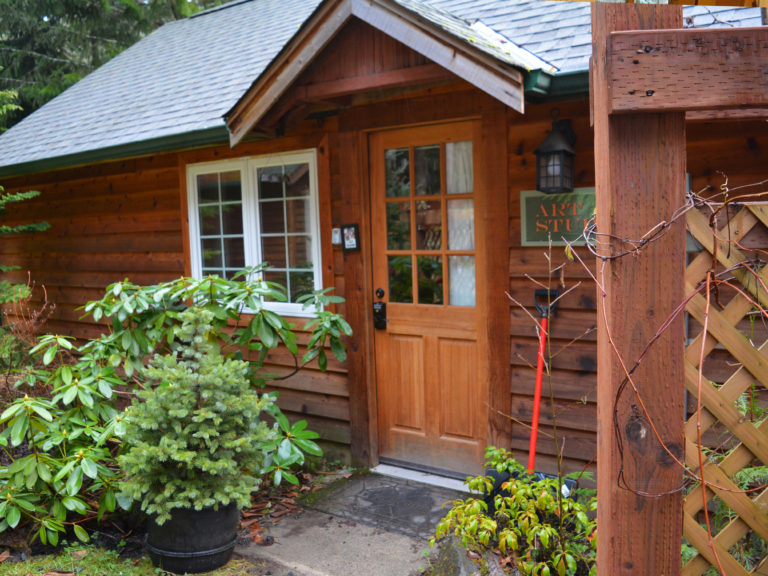 Art Studio Cabin