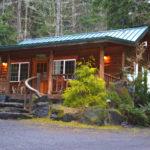 Dream Weaver Cabin at Mt Rainier
