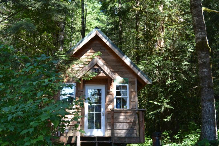 Sky Cabin at Mt Rainier