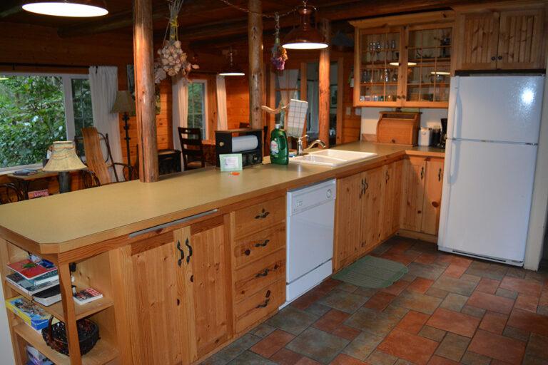 Copper Creekside Kitchen
