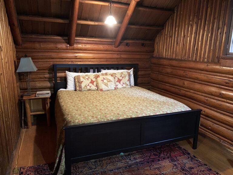 Loft king bedroom