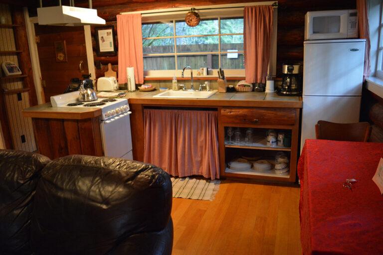 Copper Creek kitchen