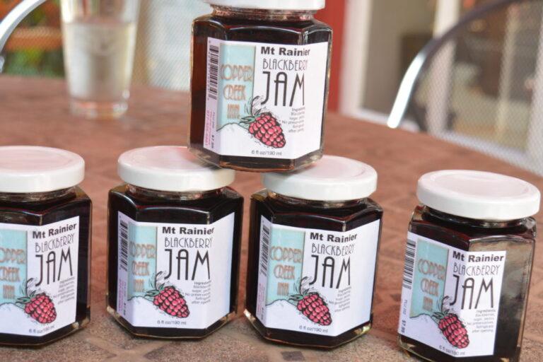 Copper Creek Blackberry Jam