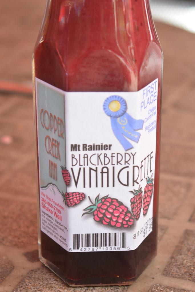Copper Creek Blackberry Vinaigrette