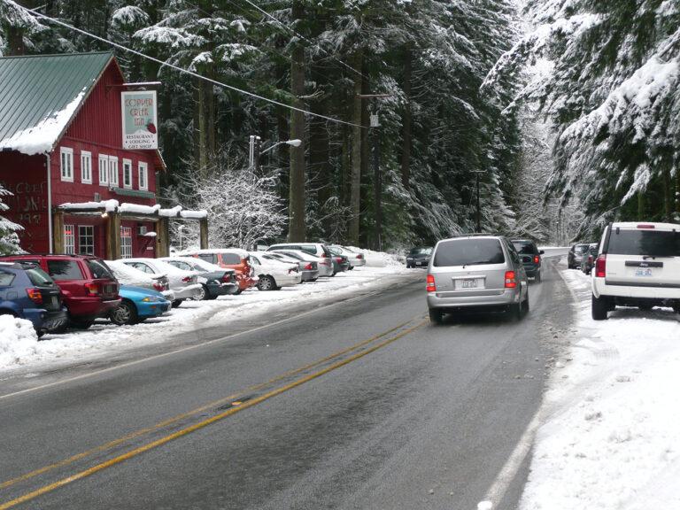 Winter at Copper Creek