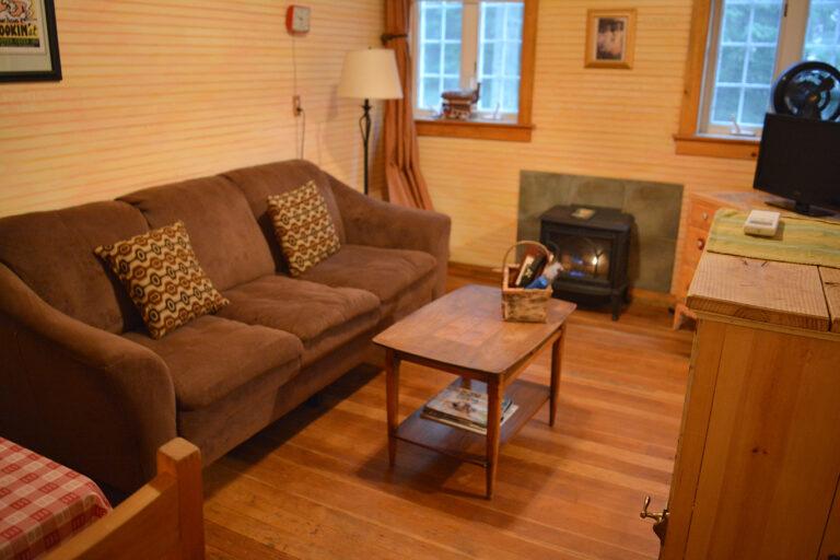 Hotels at Mount Rainier - Roselea's Suite