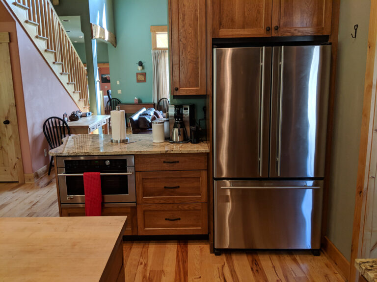 Double wide Refrigerator